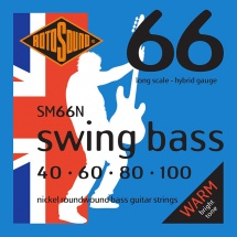 Rotosound Swing Bass Nickel Hybrid 40 60 80 100