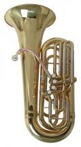 Roy Benson Tb-302 - Tuba D\'etude Sib 4 Pistons Frontaux - Verni