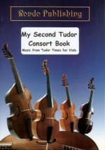 My Secondt Tudor Consort Book - 4 Parts