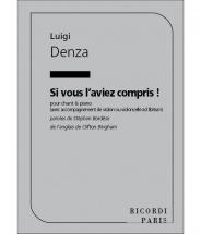 Denza - Si Vous L