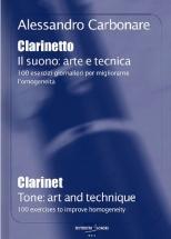 Carbonare Alessandro - Il Suono Arte E Tecnica - Clarinette