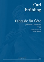 Fruehling Carl - Fantaisie Op.55 - Flute and Piano