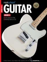 Rockschool - Rockschool Guitar - Grade 4 - Guitar
