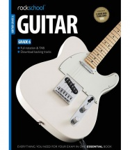 Rockschool - Rockschool Guitar - Grade 6 - Guitar