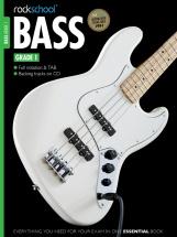 Rockschool Bass - Grade 1 - Bass Guitar