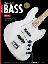 Rockschool Bass - Grade 5 - Bass Guitar