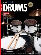 Rockschool Drums - Grade 4 - Drums