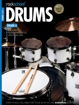 Rockschool Drums - Grade 6 - Drums