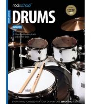 Rockschool Drums - Grade 8 - Drums