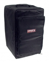 Roots Percussion Housse Deluxe Cajon 52 X 32 X 32cm - Sac à Dos