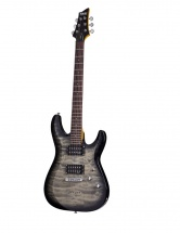 Schecter C-6 Plus Hh Charcoal Burst