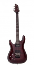 Schecter Gaucher C-1 Hr.fr Sustainiac Black Cherry
