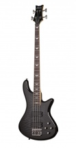 Schecter Stiletto Extreme-4 See Through Black