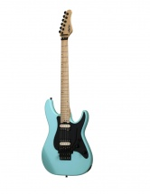 Schecter Sun Valley Ss Fr Sea Foam Green
