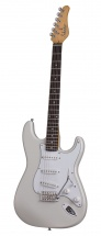 Schecter Traditional Standard Sss Artic White