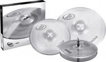 Sabian Qtpc502 - Pack Quiet Tone 14 - 16 - 18