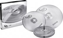 Sabian Qtpc503 - Pack Quiet Tone 14 - 16 - 20