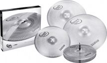 Sabian Qtpc504 - Pack Quiet Tone 14 - 16 - 18 - 20