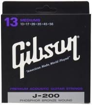 Gibson J200 Phos Bronze Acoustic .013-.056