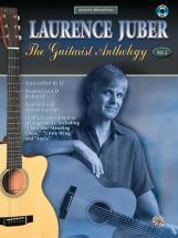 Guitarist Anthology Vol2 + Cd - Guitar