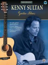 Sultan Kenny - Guitar Blues + Cd - Guitar