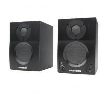 Samson Mediaone Bt3 - Paire Moniteurs Actifs - 2 Pour 15w - Bluetooth