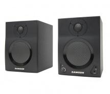Samson Mediaone Bt4 - Paire Moniteurs Actifs - 2 Pour 20w - Bluetooth