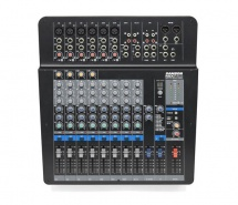 Samson Mxp144fpour - Console De Mixage 14 Voies - Usb - Multieffet Digital