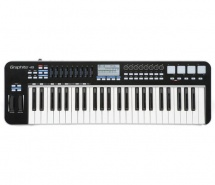 Samson Graphite 49 - Clavier Maitre 49 Notes Et Surface De Controle - Port Midi Et Usb