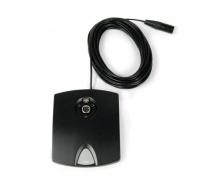 Samson Cmb1 - Base Pour Microphone Col De Cygne - Xlr Femelle - Bouton Push To Talk/mute To Talk