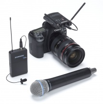 Samson Concert 88 Camera - Systeme Complet