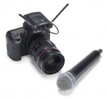 Samson Concert 88 Camera - Micro Main