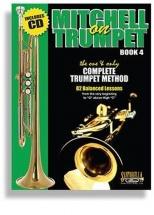 Mitchell Harold - Méthode Trompette Vol.4 + Cd