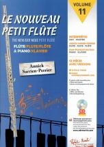 Sarrien Perrier A. - Le Nouveau Petit Flute Vol.11 + Cd