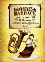 Les Ogres De Barback Scores Tab