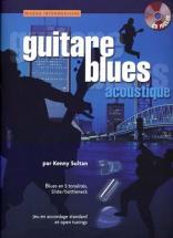Guitare Blues Acoustique K.sultan Tab Cd