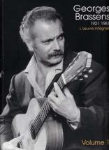 Brassens Georges - L'oeuvre Integrale Volume 1