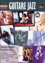 Fisher Jody - Guitare Jazz Maitrise De Jeu En Accords / Melodies + Cd - Guitare