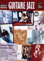 Fisher Jody - Guitare Jazz Maitrise De L'improvisation + Cd - Guitare