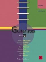 Guitaristes Vol.2 - Une Encyclopedie Vivante De La Guitare - Tab