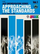 Approaching The Standards V1 + Cd - Bb Instruments