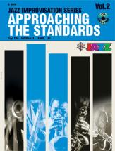 Approaching The Standards V2 + Cd - Bb Instruments