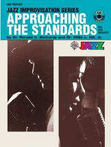 Approaching The Standards Vocal + Cd - Voice
