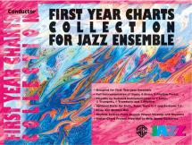 First Year Jazz Collection + Cd - Score