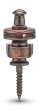 Schaller Security Lock Jeu Complet Vintage Copper