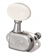Schaller Sc500.520 Mecaniques Classic Deluxe Nickel