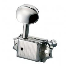 Schaller Mecaniques St6b 3 Gauches/ 3 Droites Nickel