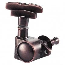 Schaller Mecaniques M6 Vintage S 6 Gauches Vintage Copper