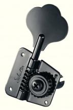 Schaller Sc503.144 Mecaniques F-series Bmf 4 Gauches Noir
