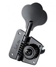 Schaller Sc503.154 Mecaniques F-series Bmf 3 Gauches/ 2 Droites Noir